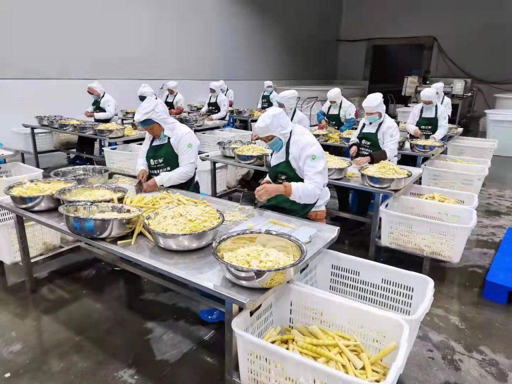 Công Ty cổ phần chế biến nông sản Phú Vinh