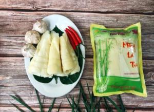 măng lá tươi Phú Vinh